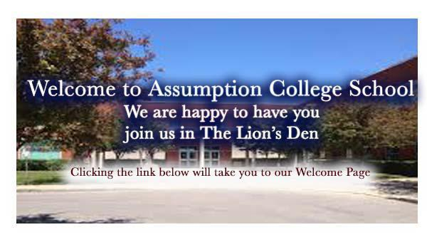 Welcome to ACS